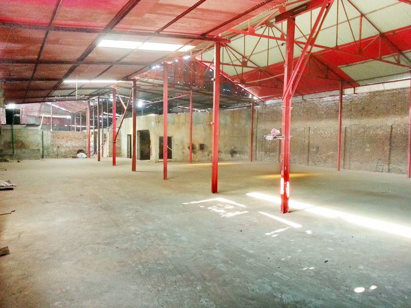 Warehouse Factory Industrial Space for Rent